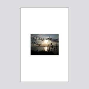 CHESAPEAKE BAY Mini Poster Print